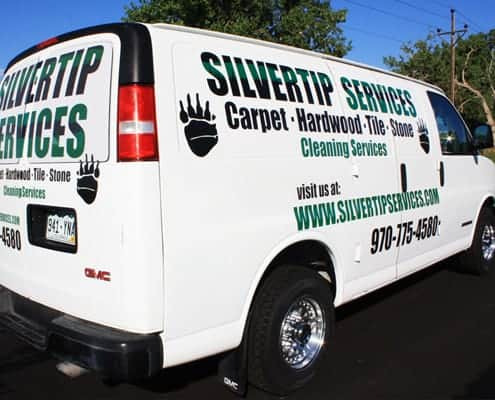 commercial van graphics fort collins - Signage Company - Connecting Signs